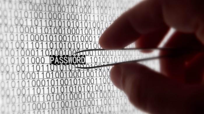 выбирайте надёжные пароли.