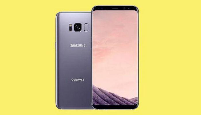 Один из лучших смартфонов: Samsung Galaxy S8/S8 +.