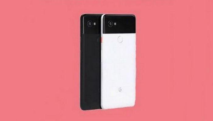 Один из лучших смартфонов: Google Pixel 2/2 XL.