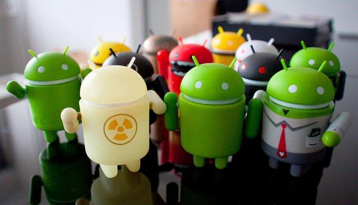 Интересный факт: Android занимает около 85% рынка.