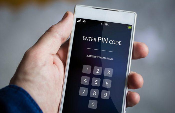 PIN-код смартфона: угроза от датчиков.