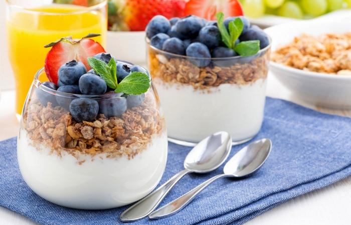 Коктейль-смузи «Доброе ягодное утро».