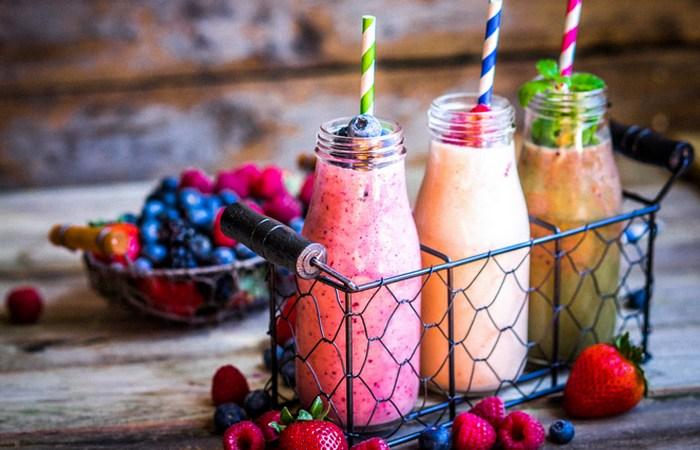 4 коктейля-смузи, которые помогут всегда оставаться в прекрасной форме
