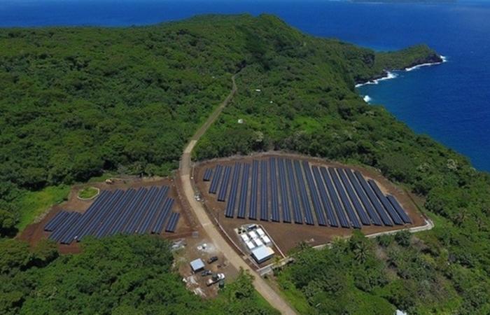 Остров Тау в Американском Самоа.