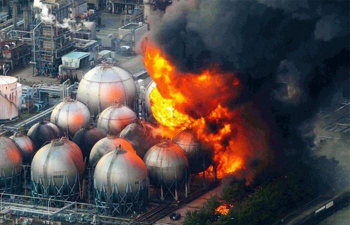 Трагедия Фукусимы.