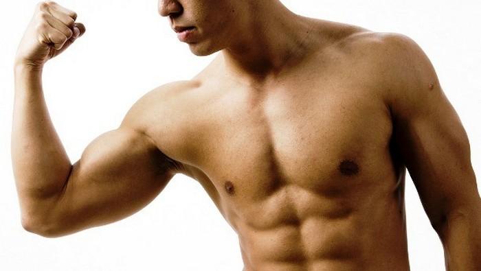 Мышцы расслаблены.