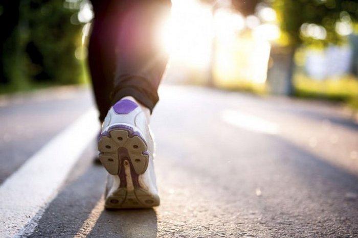 На прогулку в любое время.