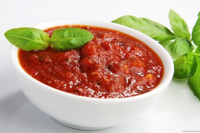 Секрет томатного соуса.