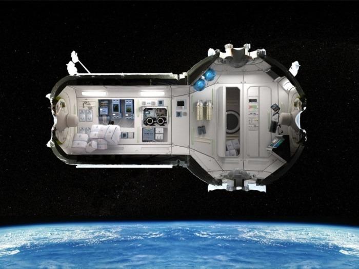 Добро пожаловать в космос!