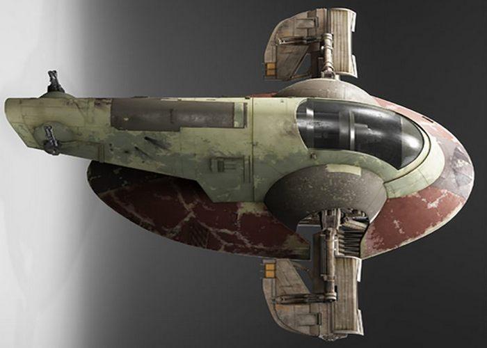 Космический корабль «Slave I».