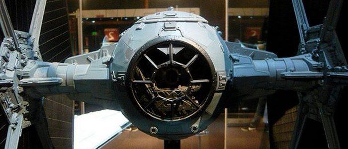 Космический корабль «Tie Fighter».