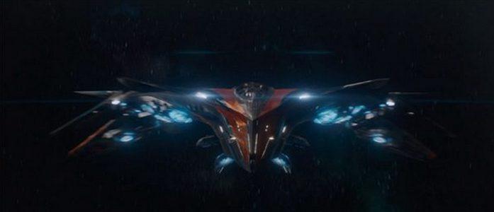 Космический корабль «Milano».