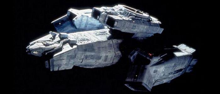 Космический корабль «USCSS Nostromo».