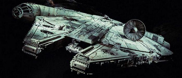Космический корабль «Millenium Falcon».