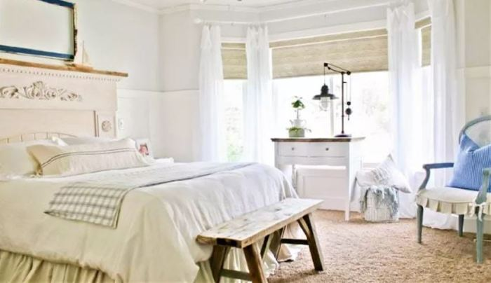 Спальня вне времени.