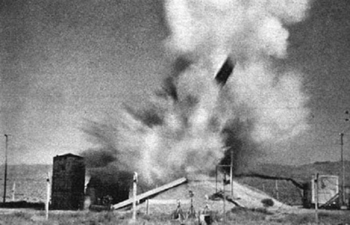 Совершенно секретно: взрыв реактора SL-1.