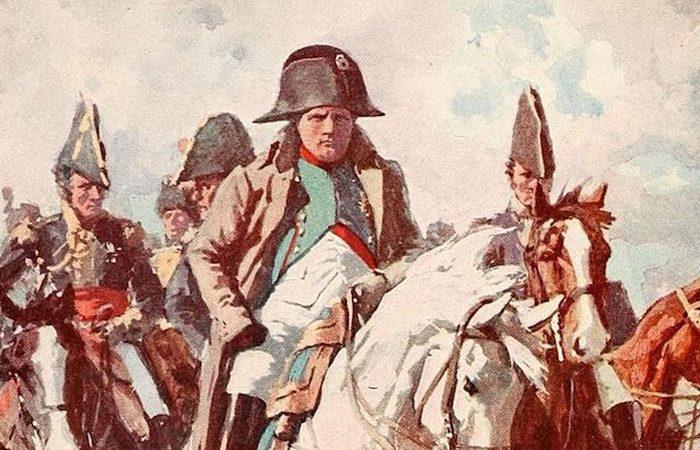 Одеколон Наполеона.