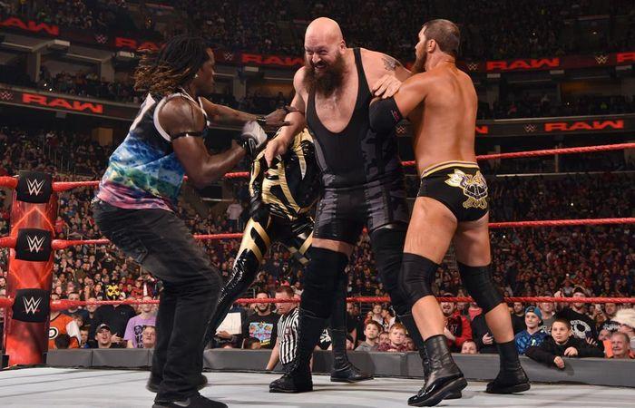 Компания WWE владеет всеми записями профессиональных реслинг-матчей.