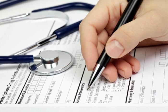 Медицинское страхование.