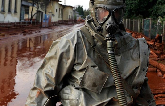 Странная катастрофа: токсическое затопление красным шламом.