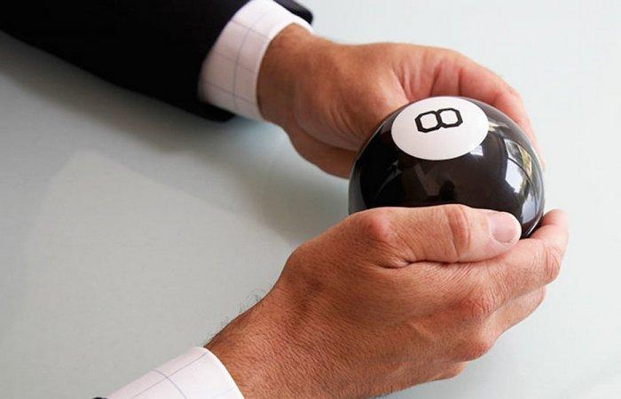 Странно, но прибыльно: «Magic 8 Ball».