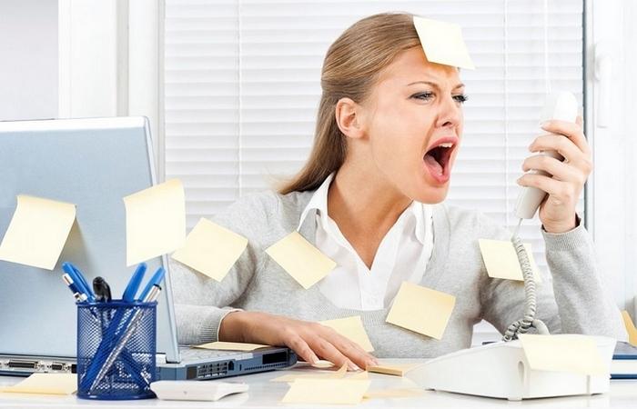 Справиться со стрессом поможет планирование.