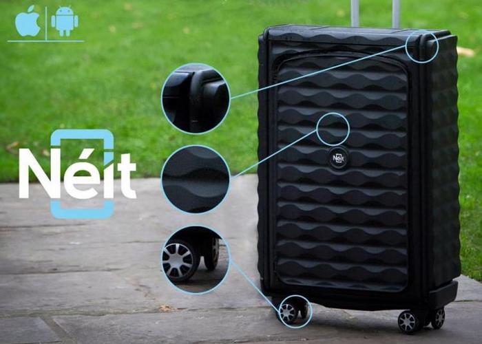 Складной чемодан Neit.