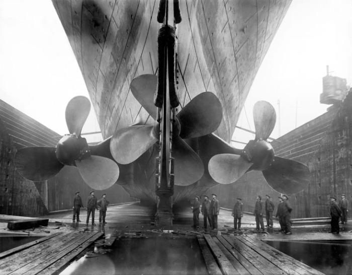 Корабельный винт