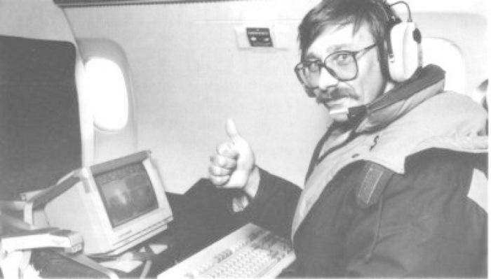 Хакан Ланс - отец компьютерной мыши.