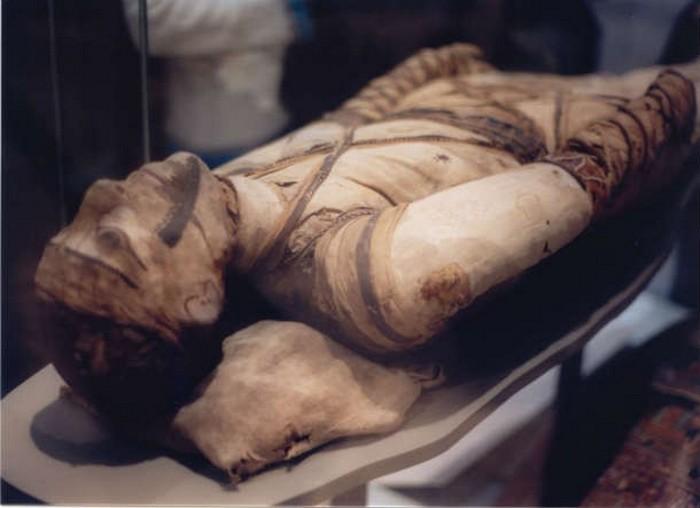 Женские тату в древнем Египте