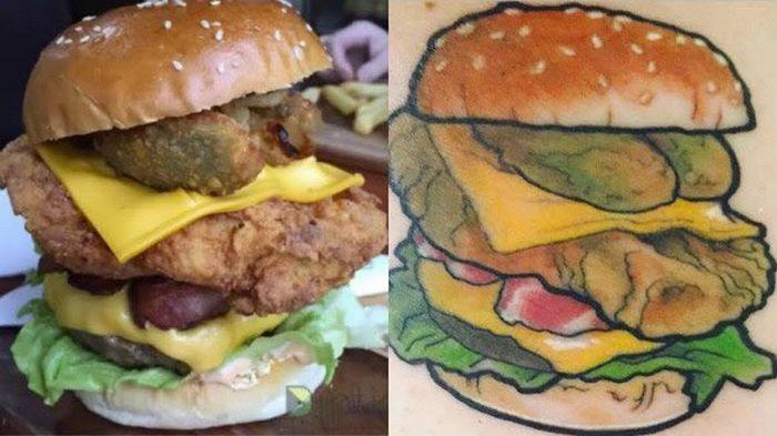 Такие разные татуировки!