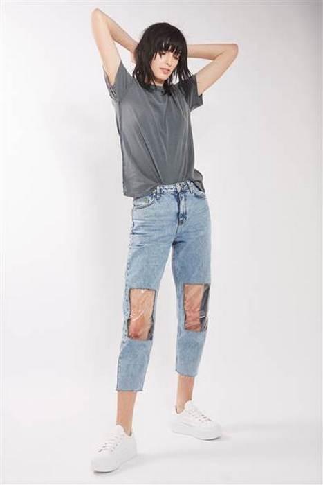 Самые худшие в мире джинсы.