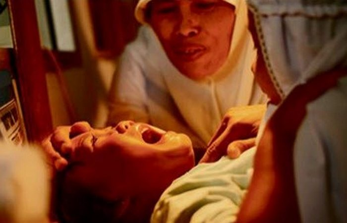 Жуткая медицинская практика: женское обрезание.