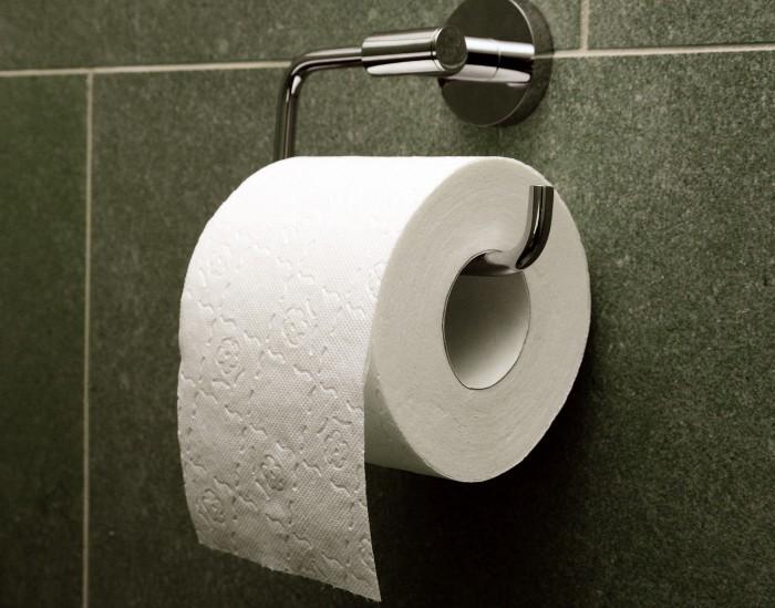Пресловутая туалетная бумага.