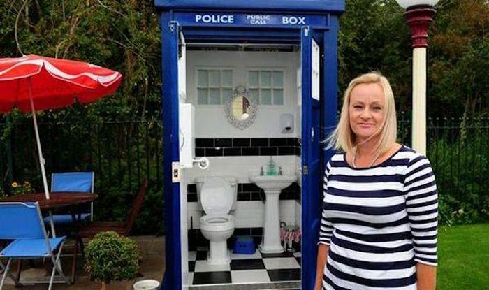 «Доктор Туалет».