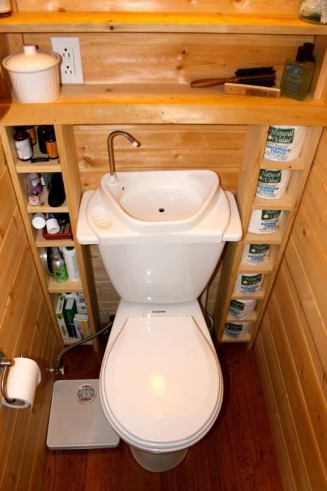 Идеальное решение для небольших помещений.
