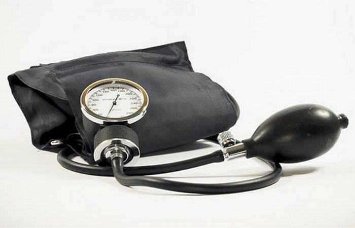 Риск повышенного артериального давления.