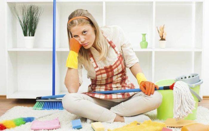 5 типичных ошибок при уборке, которых лучше избегать.