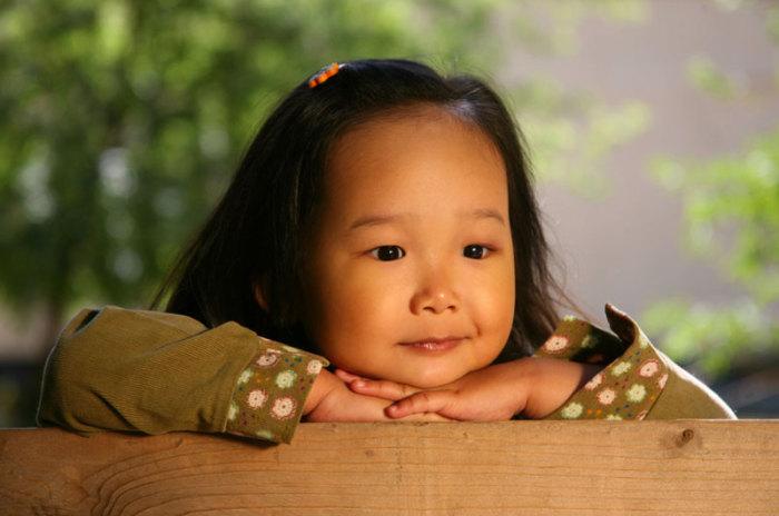 В большинстве южнокорейских семей один ребёнок.