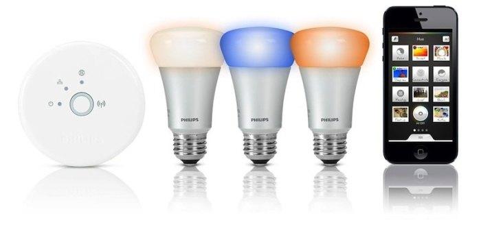 Умные лампы - выбор умного дома.