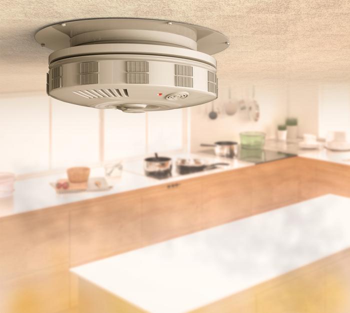 Детекторы сделают дом максимально безопасным.