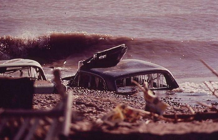 Было скрыто под водой массовое убийство в Оклахоме.