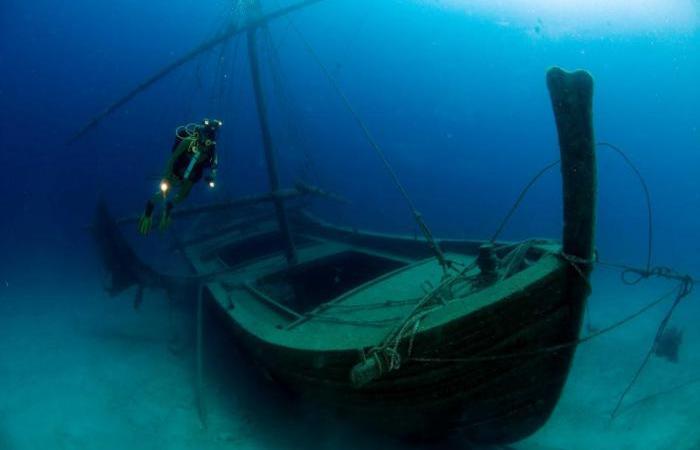 Было скрыто под водой «кораблекрушение Улубуруна».
