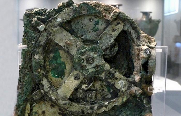 Был скрыт под водой «Антикитерский механизм».