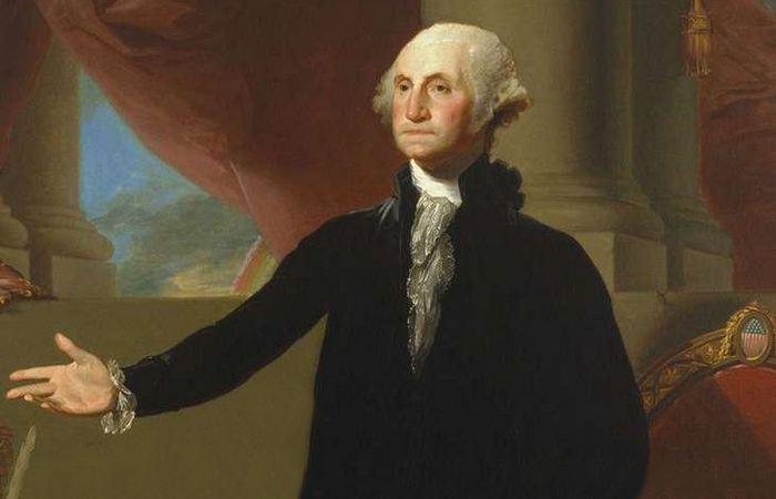 Сторонник вакцинации Джордж Вашингтон.