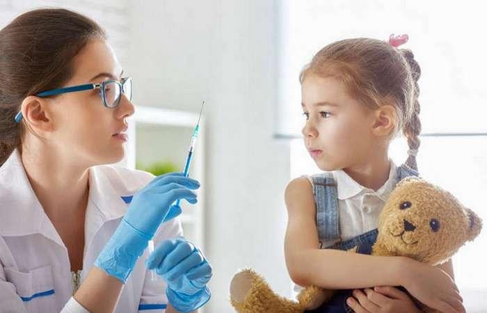 Вакцинации и эпидемии.