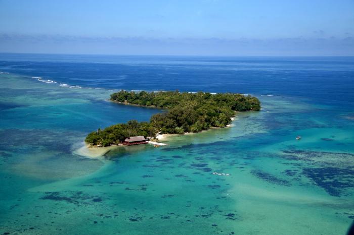 Ватуату - настоящий океанический рай.