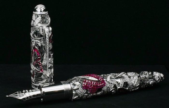 Вызывающая роскошь: ручка «Mystery Masterpiece Limited Edition».