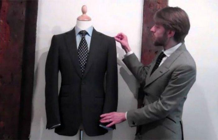 Вызывающая роскошь: костюм «Ultimate Bespoke».