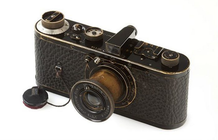 Вызывающая роскошь: камера «Leica O-series».